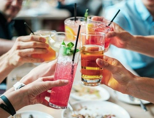 What Drinking Alcohol Does to Your Skin